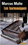 les harmoniques,marcus malte,polar 100% noir,sur un air jazzy,histoire d'une vie histoire d'un conflit