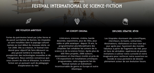 utopiales 2021,festival international de science-fiction,thème transformations,alex alice,affiche,présentation, Evolutions,transitions,adaptations,mutations, so interesting!, Tellement hâte