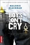 boys don't cry,malorie blackman,mono-parentalité précoce,un enfant ça vous prend aux tripes,homosexualité,homophobie,2 papas et un tonton,le père n'est pas homo