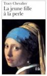 La jeune fille à la perle,tracy chevalier,Vermeer,peintre du 17ème,servante et modèle,faites des gosses!,une paire de perles (au propre comme au figuré)