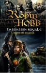 L'assassin royal, tome 1, saga l'apprenti assassin, robin hobb (c'est une femme),fantasy médiévale,Fitz illégitime, un bâtard promis à un avenir de ninja, il oeuvre en secret,jalousie et complots de Cour royale, viens là que je te Fitz